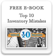 Top 10 inventory mistakes
