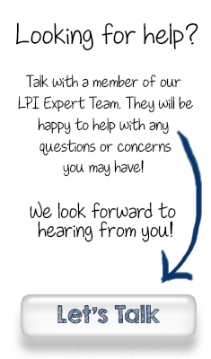 Talk with a member of the LPI Team!